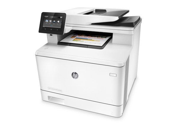 HP M476dw Wireless Color Laser Multifunction Printer