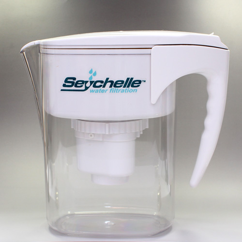 seychelles 140101w family water filter pitcher