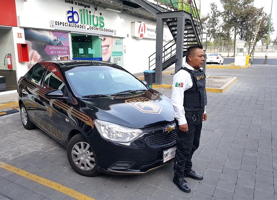 SPEC Security Custodios de Transporte