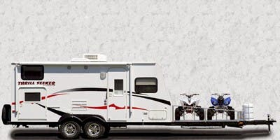 Full Specs for 2009 Starcraft Thrill Seeker 21SSD RVs