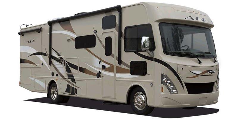Full Specs For 2016 Thor Motor Coach A.C.E. 27.1 RVs