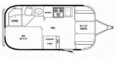 Specs for 2011 Travel Trailer Airstream International