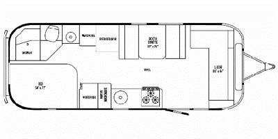 Full Specs for 2008 Airstream International Ocean Breeze