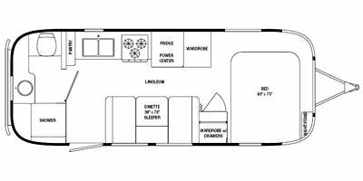 Full Specs for 2011 Airstream Flying Cloud 23FB RVs