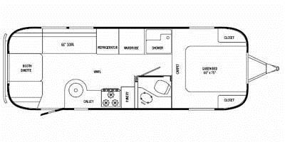 Full Specs for 2012 Airstream Flying Cloud 27FB RVs