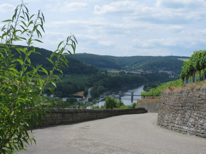 Utsikt från slottet