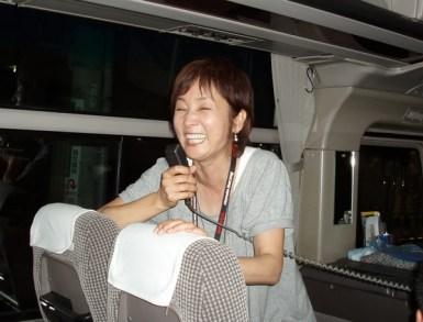 Yushi hade nog lika roligt som vi.