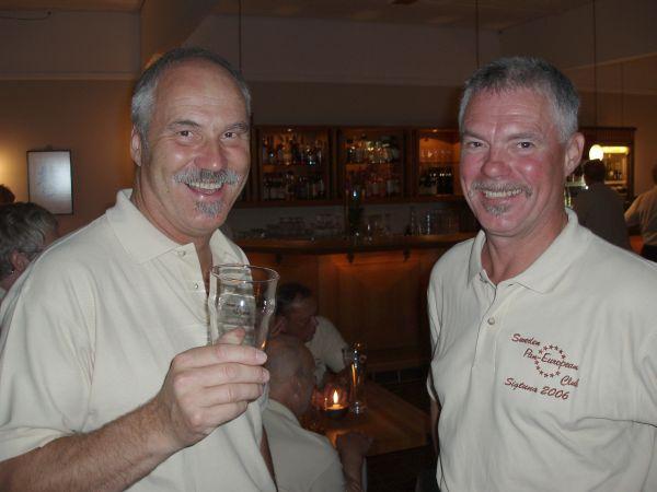 Lars och Allan.