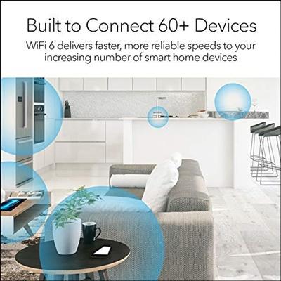 orbi wifi 6 router