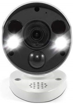 Swann 4k camera with spotlight