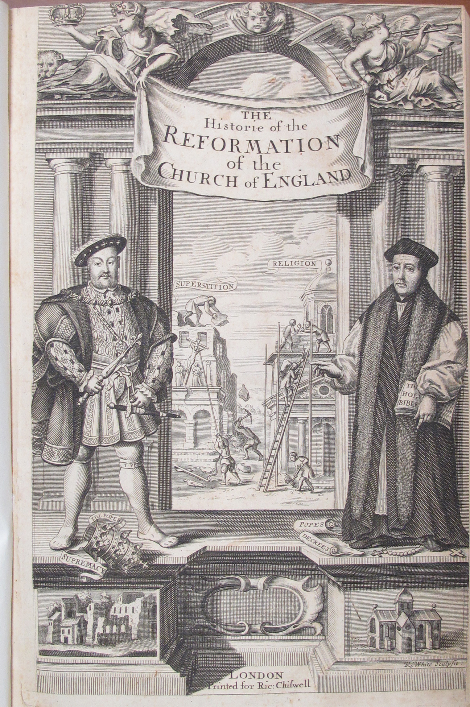 File Detail Of History Of The Reformation Of The