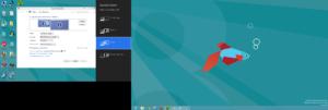 Windows 8 - rozszerzony pulpit