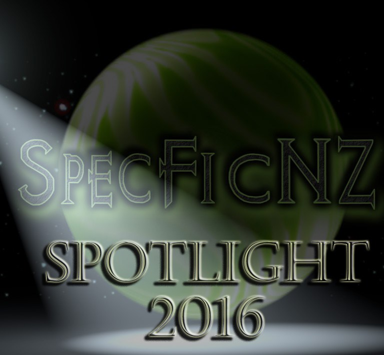 SpecFicNZ Spotlights: Your Time to Shine