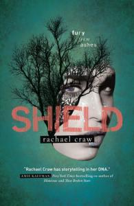 Shield, by Rachael Craw