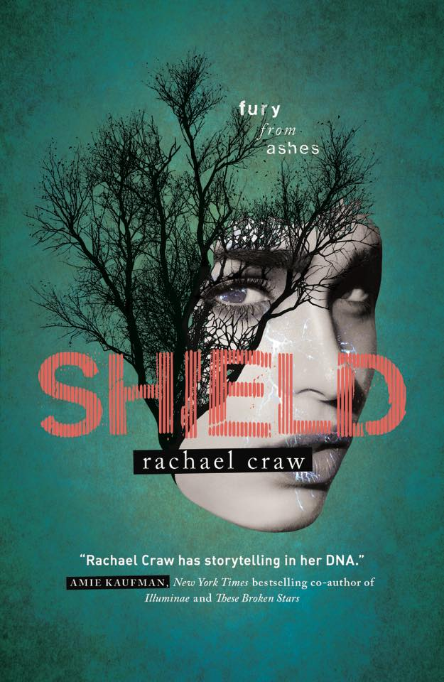 Shield, by Rachael Craw