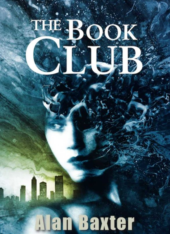 The Book Club, by Alan Baxter – review