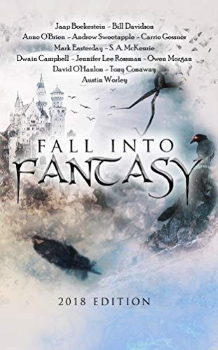 'Fluffy' by S.A. McKenzie in Fall into Fantasy 2018