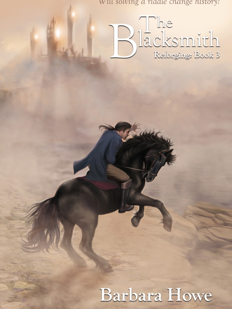 The Blacksmith by Barbara Howe