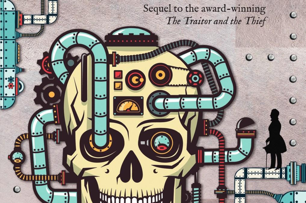 The Clockill and the Thief by Gareth Ward