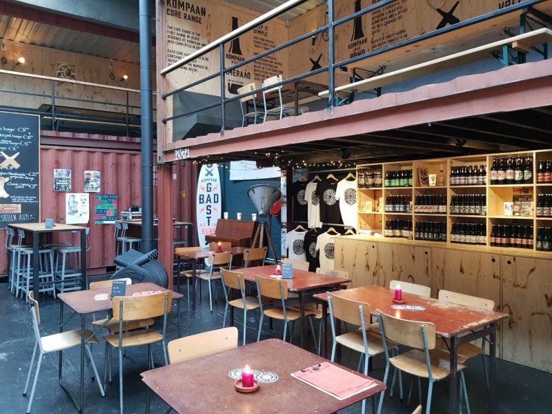 Brouwerij Den Haag.Kompaan Bier Den Haag Speciaalbiertjesblog