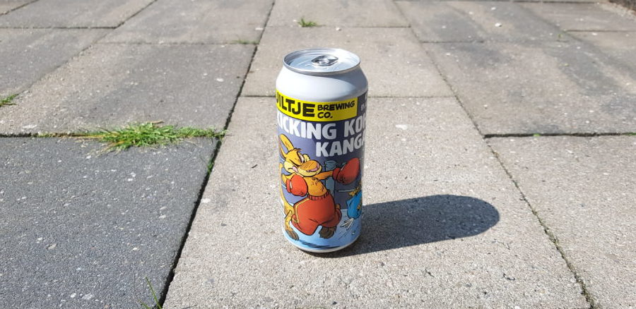 Kicking Kohatu Kangaroo