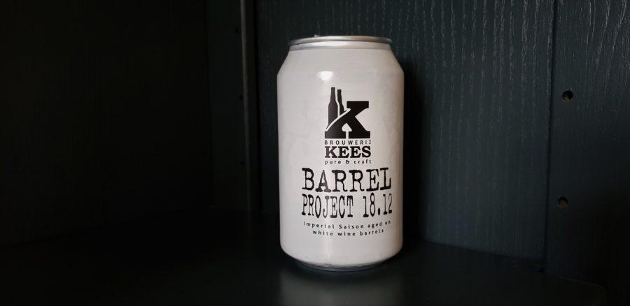 barrel project 18
