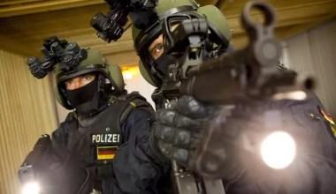 Members of the German GSG 9