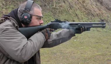 FABARM SDASS Tactical shotgun