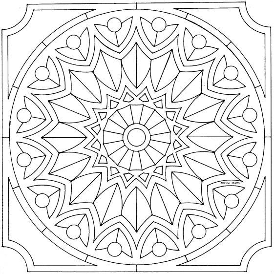 - Islamic Tiles #2