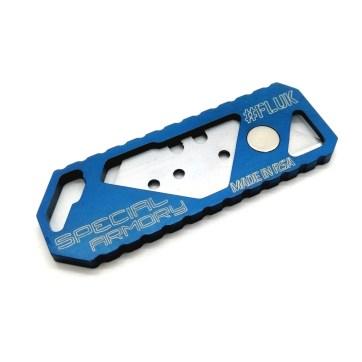 Fluk utility knife - Fluk Blue
