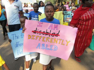 Raising Awareness - I Am Differently Abled