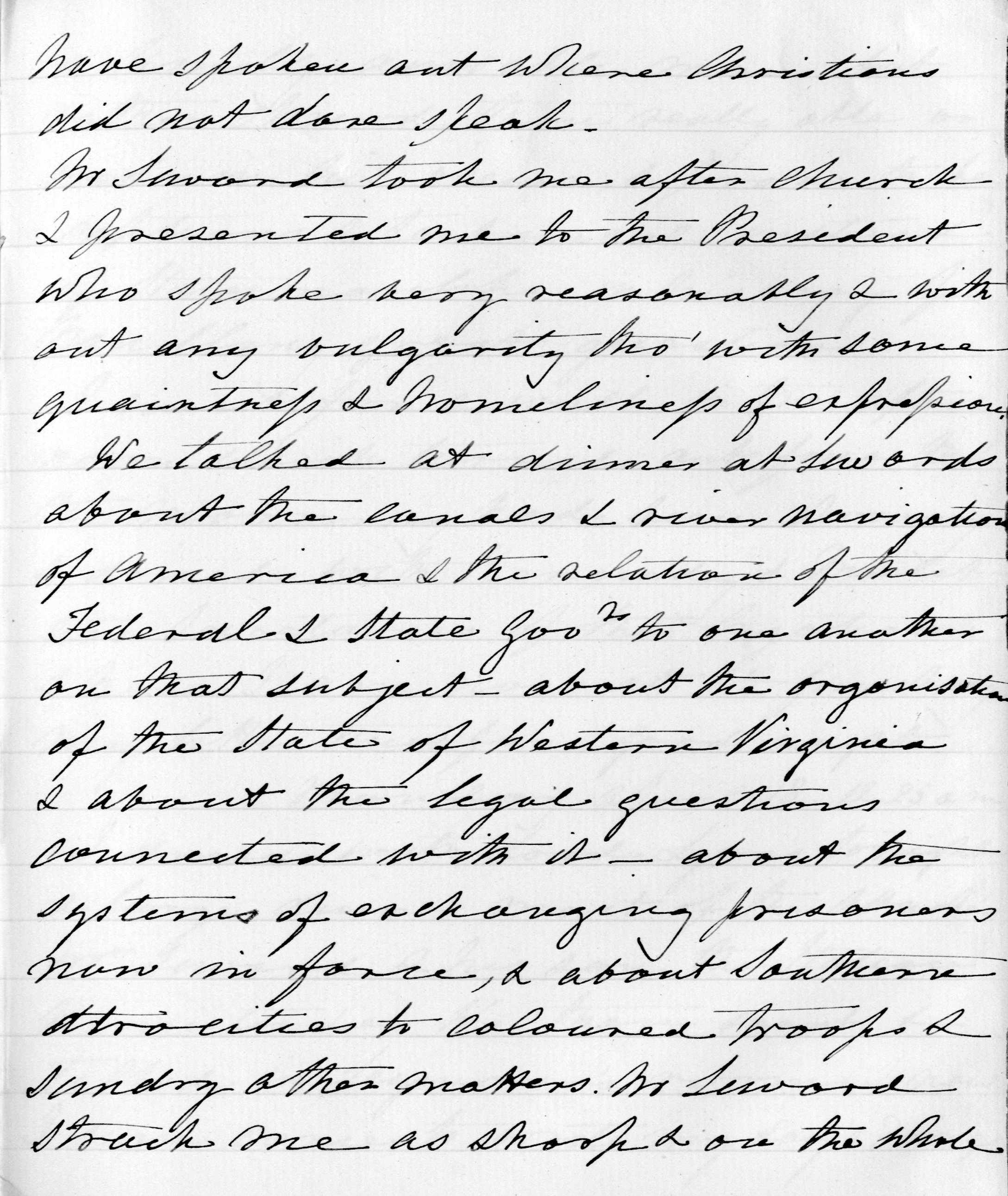 Letters from Civil War America