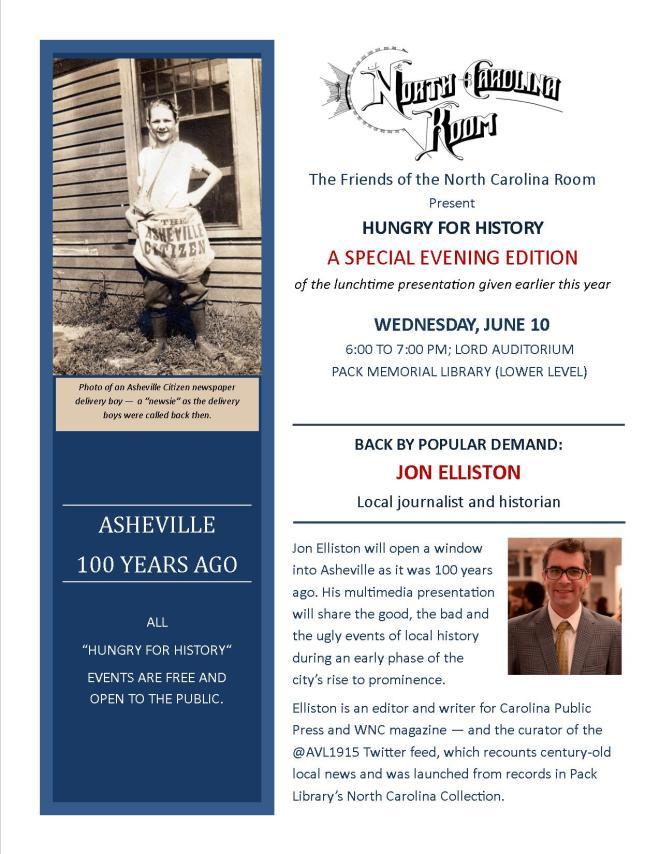 Elliston Flyer 8x11 - June 10