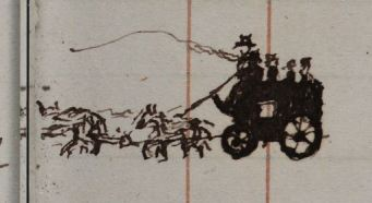 P1/22, page 77: carriage belonging to Blennerhasset's friends, the Scotts