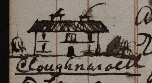 P1/22, page 238: Cloughnarold House
