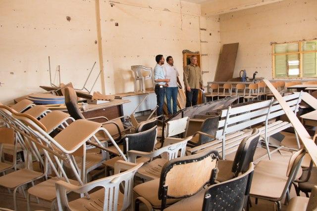 Al-Gurda Clinic Handover 4