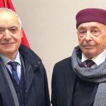 Confermata la Conferenza nazionale durante l'incontro tra Salamé e Salah