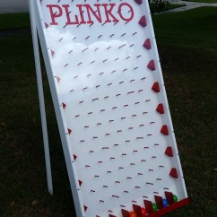 Chair For Rent Desk Without Wheels Gaint Plinko Game | Special Events Houston