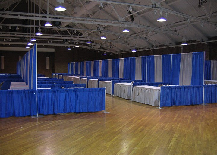 View Our Different Pipe  Drape Rental Options  Event Rentals