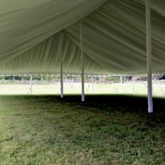 Chair Covers And Table Linens Rentals Minnie Mouse Potty View Tent Pole Cover Rental Options |