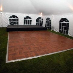 Wedding Stage Chairs Cheap Black Chair Covers For Sale Parquet Dance Floor Rental | Standard & Custom Sizes Available