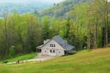 North Carolina Mountain Farm