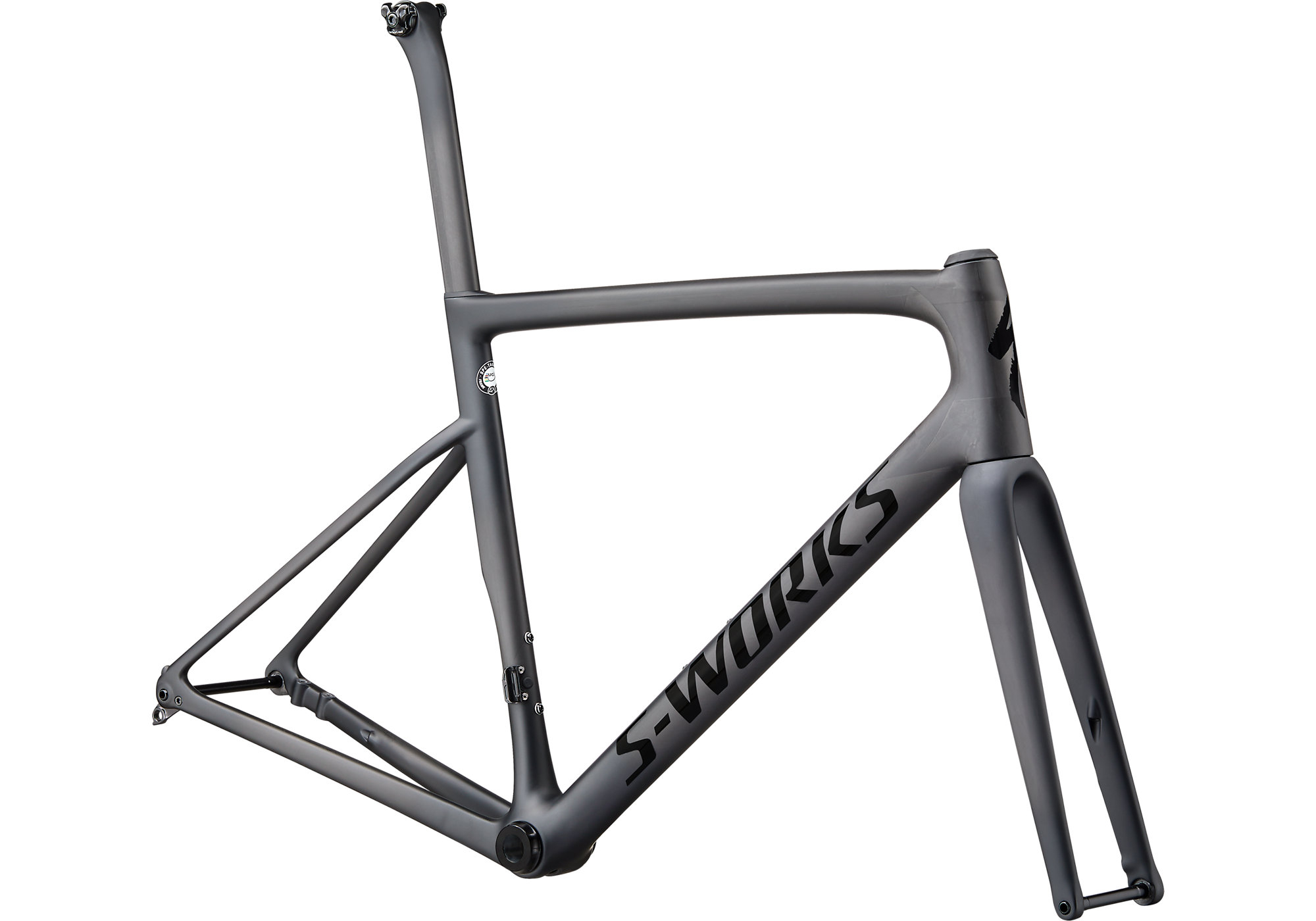2020 Specialized S-Works Tarmac Disc Frameset