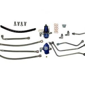 Sinister Diesel Regulated Fuel Return Kit 2003-07 6.0L