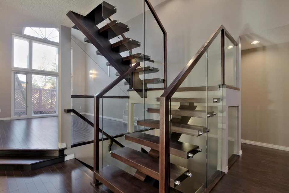 5 Things You Need To Know About Glass Railing Specialized Stair | Stair Railing Glass Panel | Tempered Glass | Wood | Stainless Steel Railing Systems | Base Shoe | Aluminum