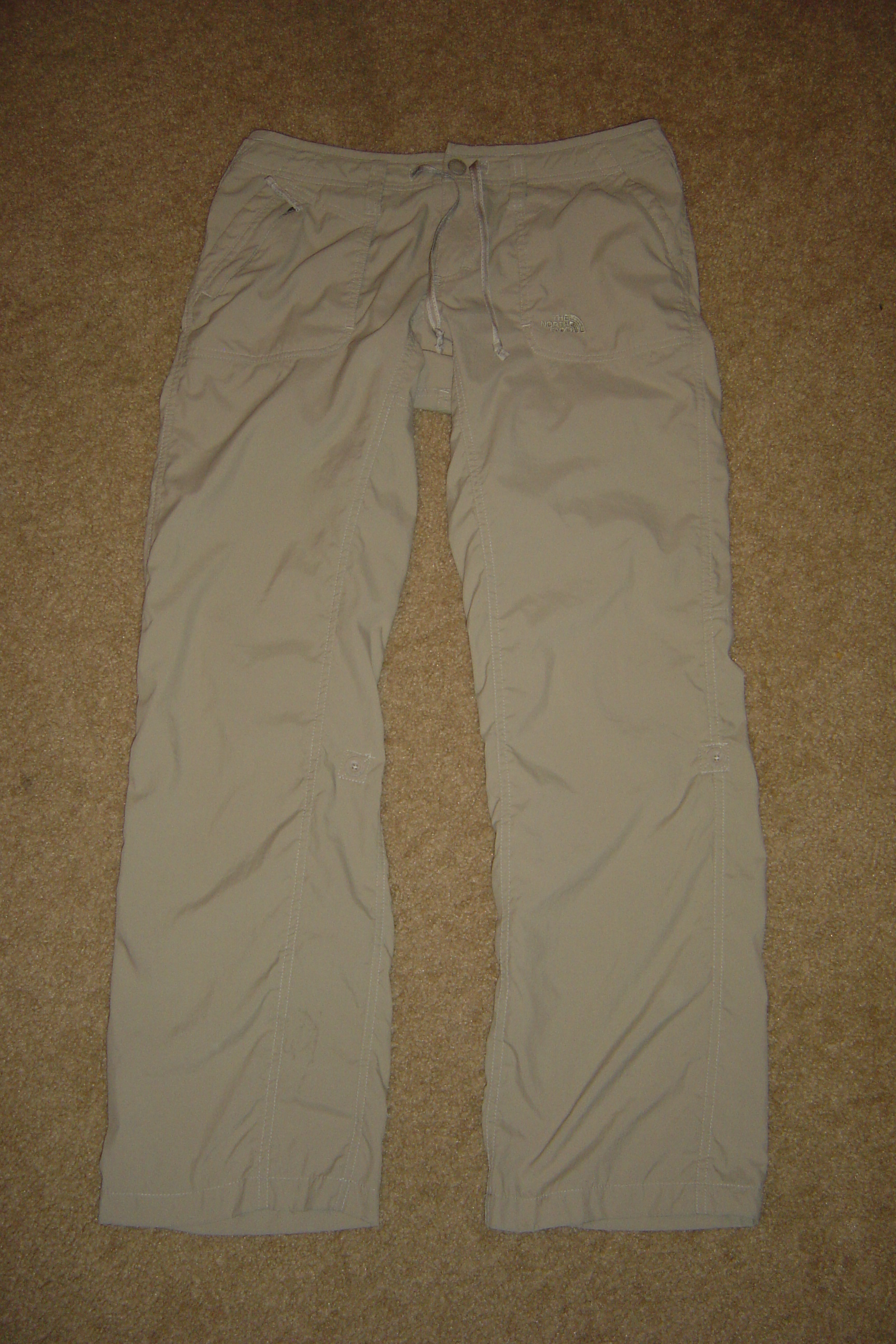 My hiking pants from the front