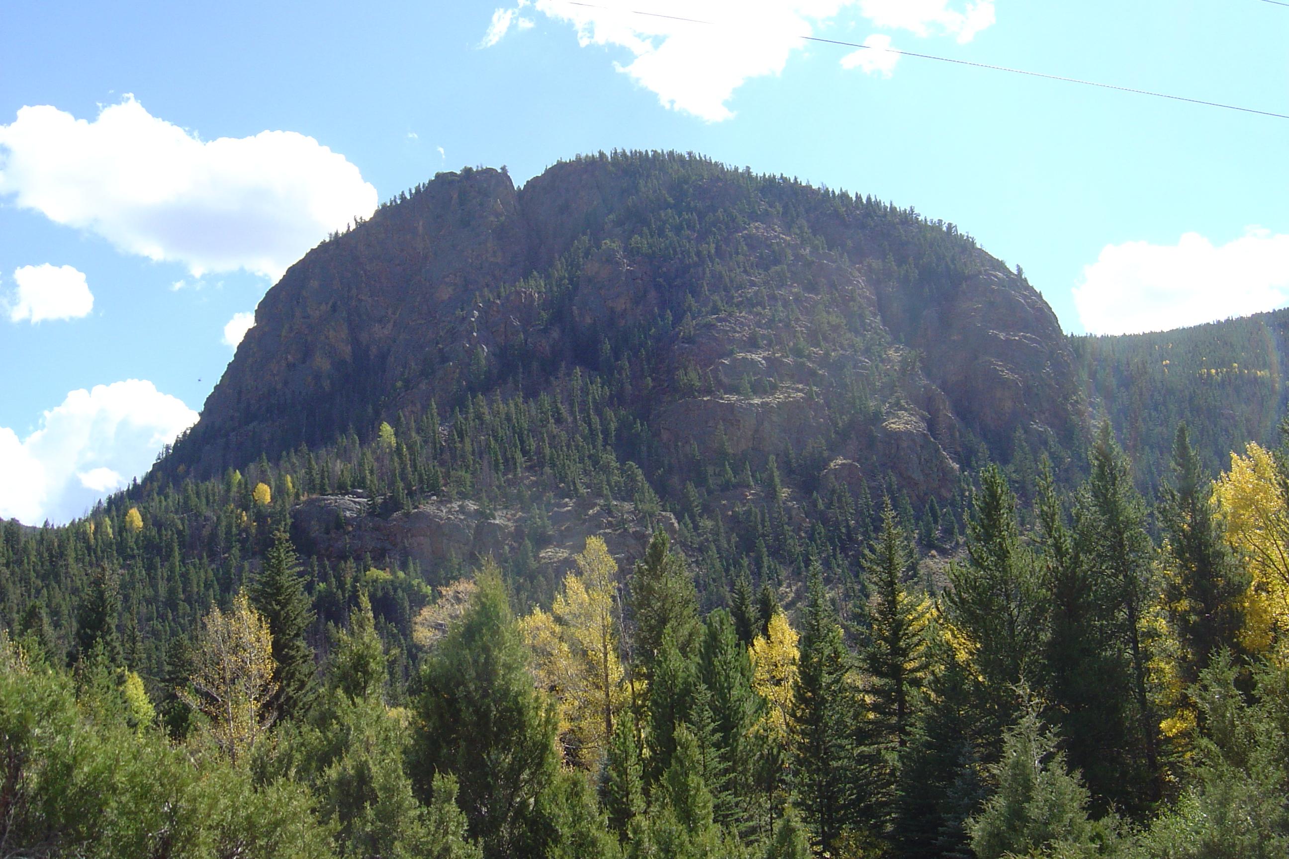 Sleeping Elephant Mountain