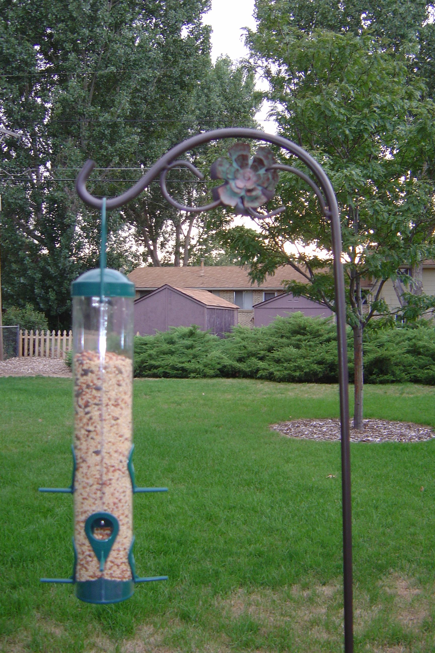 Our little birdfeeder