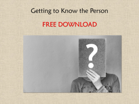 Getting to Know the Person download