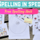 How to teach spelling in special education